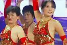 中国达人秀第3季湖南海选 阿姨扭腰摆臀耍性感